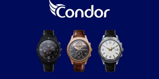 كوندور تعلن عن ساعة ذكية فخمة condor C-watch