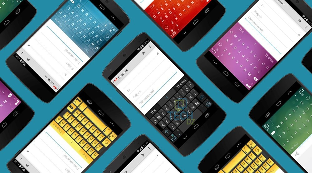 clavier android