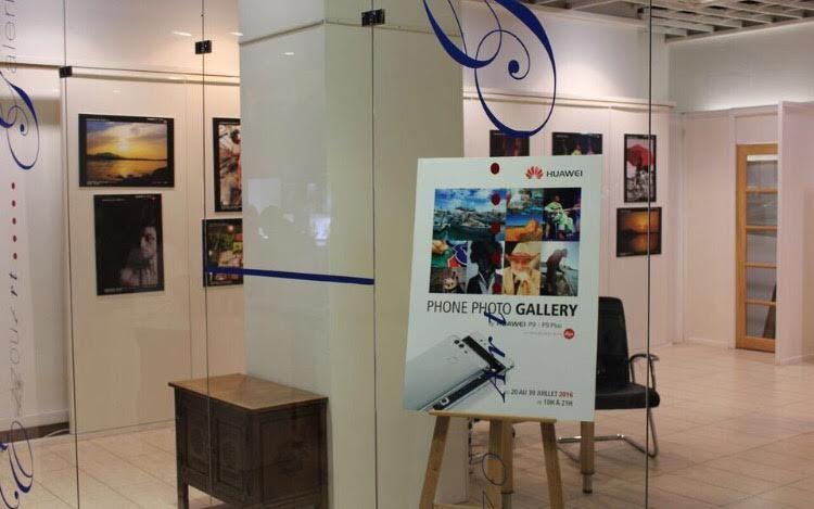 huawei phone gallery