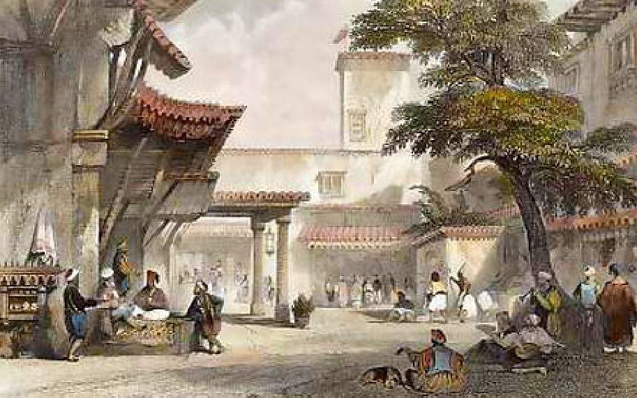 Une Ville Datant De La Periode Ottomane Decouverte A Alger Video