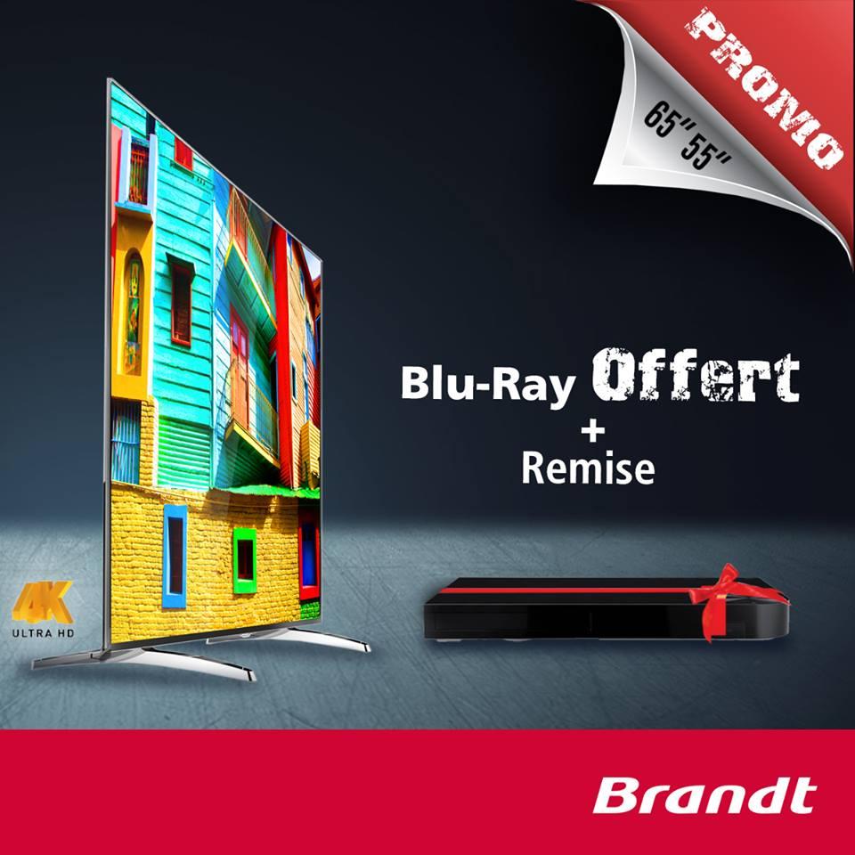 brandt smart tv