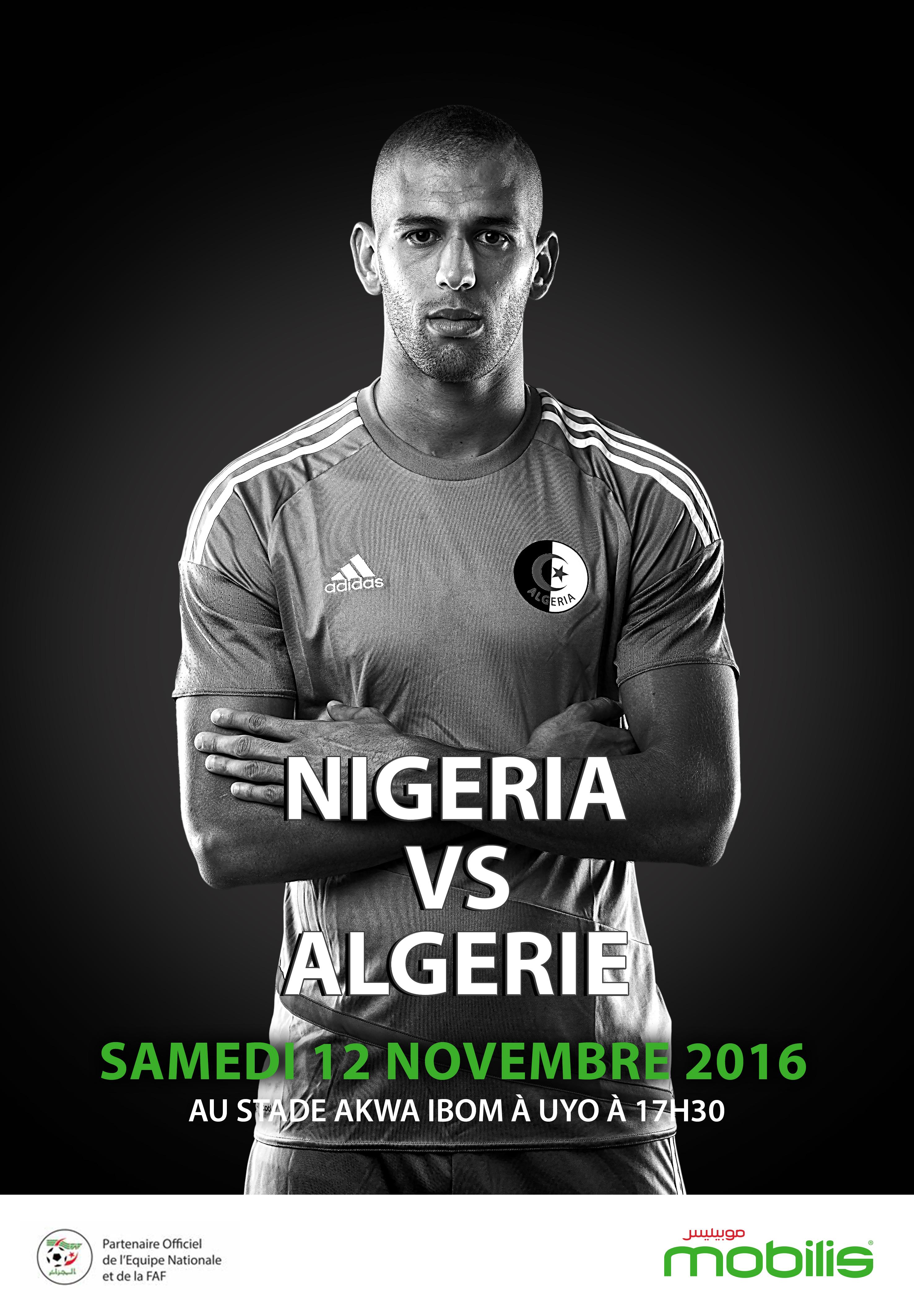 algerie vs nigérien