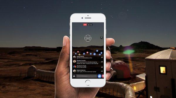 facebook 360 degres