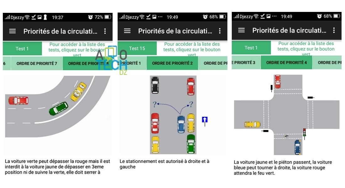 Permis Algerie 2016 Apprendre Le Code De La Route En