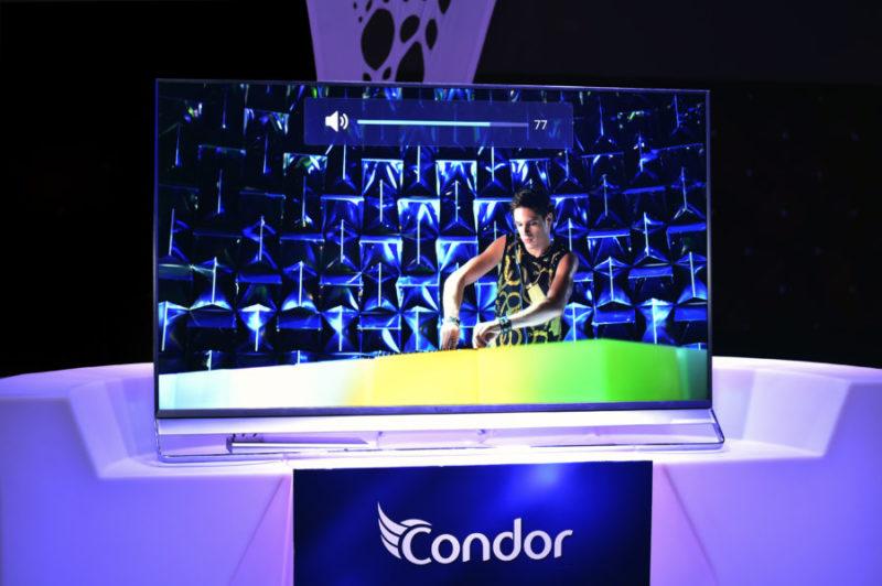 condor 8k