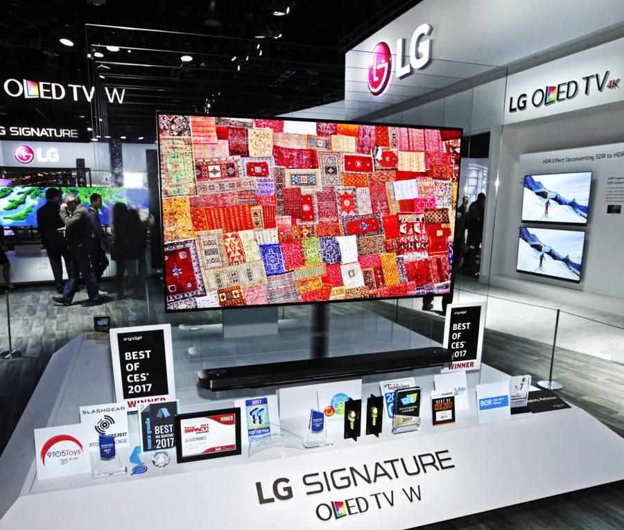 LG Best of CES 2017
