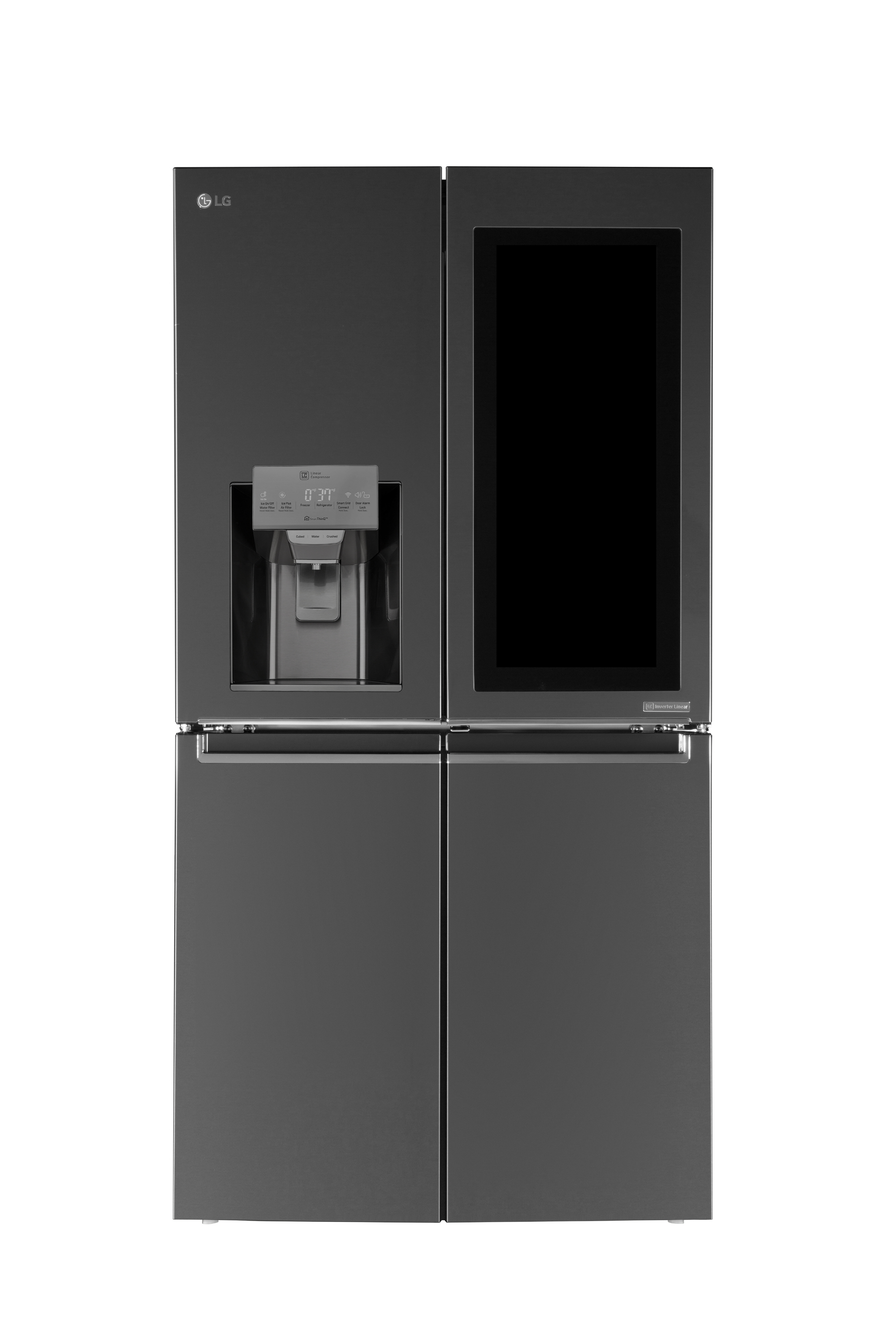 LG Smart nstaview Refrigerator