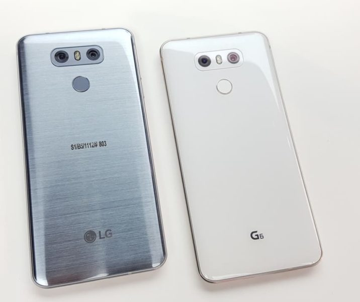 lg g6 algerie