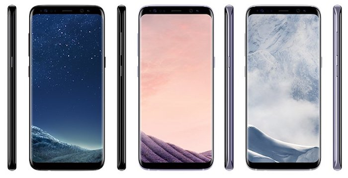 galaxy s8 officiel