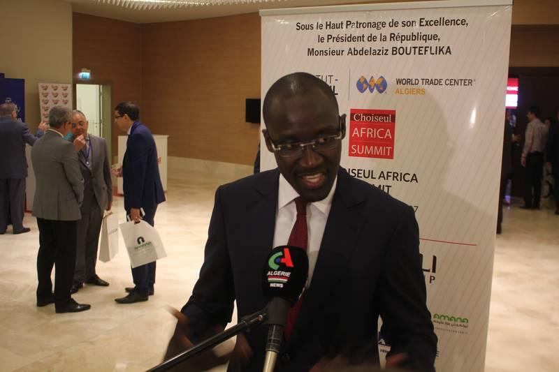 choiseul africa summit algerie 2017