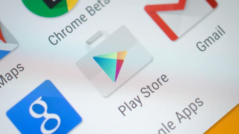 Google Play Store 8