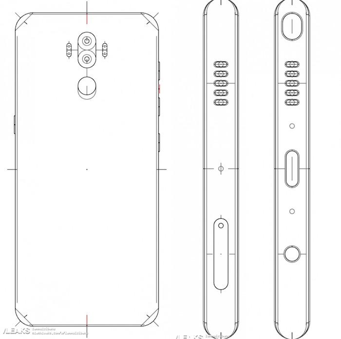 Schemas Galaxy Note 8