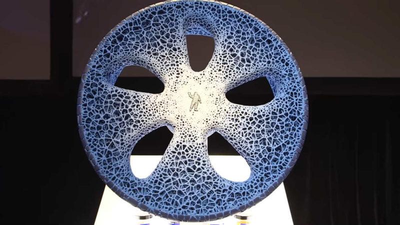 Michelin vision concept
