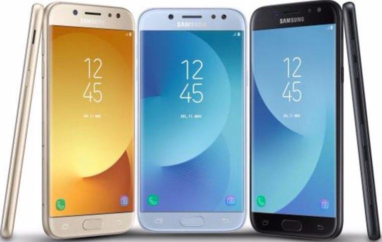 Samsung Galaxy J3 (2017) reçoit la mise à jour Android Pie