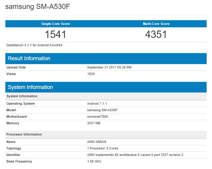 Samsung-SM-A530F
