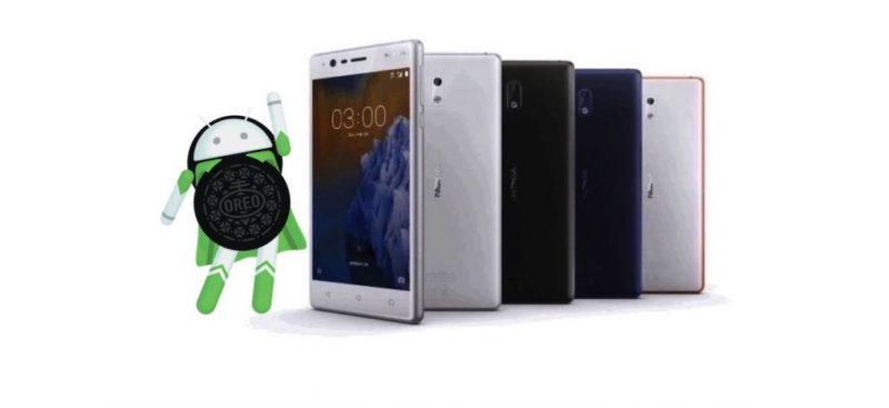 Nokia 5 nokia 6 android oreo