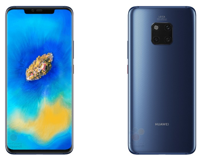 Huawei-Mate-20-Pro-bleu