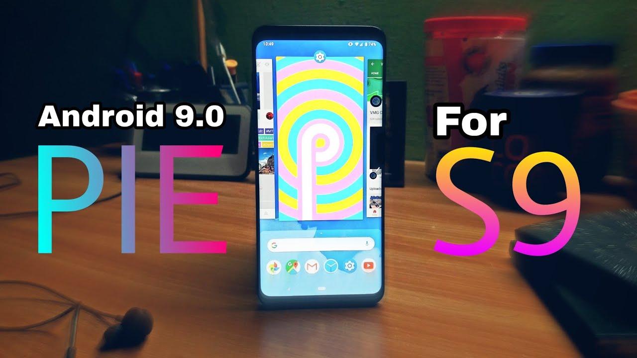 Tutoriel [Vidéo]+[APK]+[Thème] - Installer Android 9 0 Pie