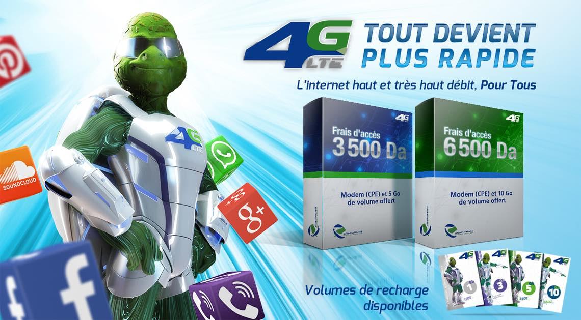 algerie telecom 4g