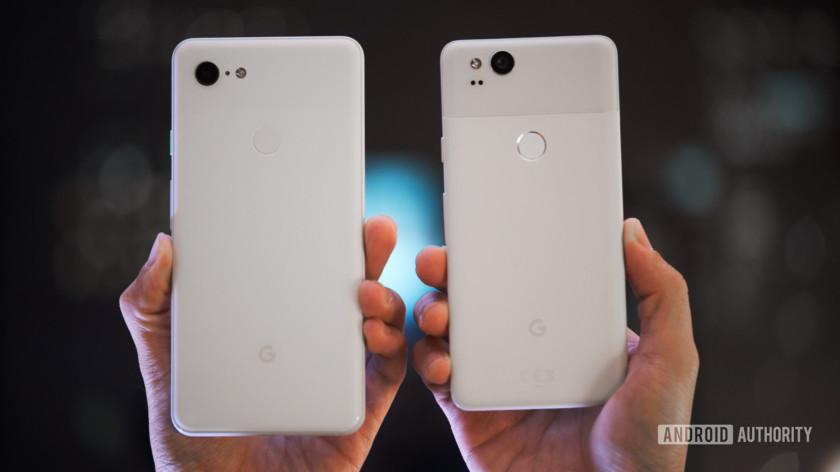 google pixel 3 vs pixel 3xl