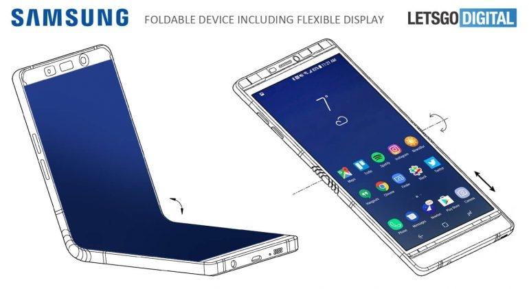 samsung-smartphone-pliable