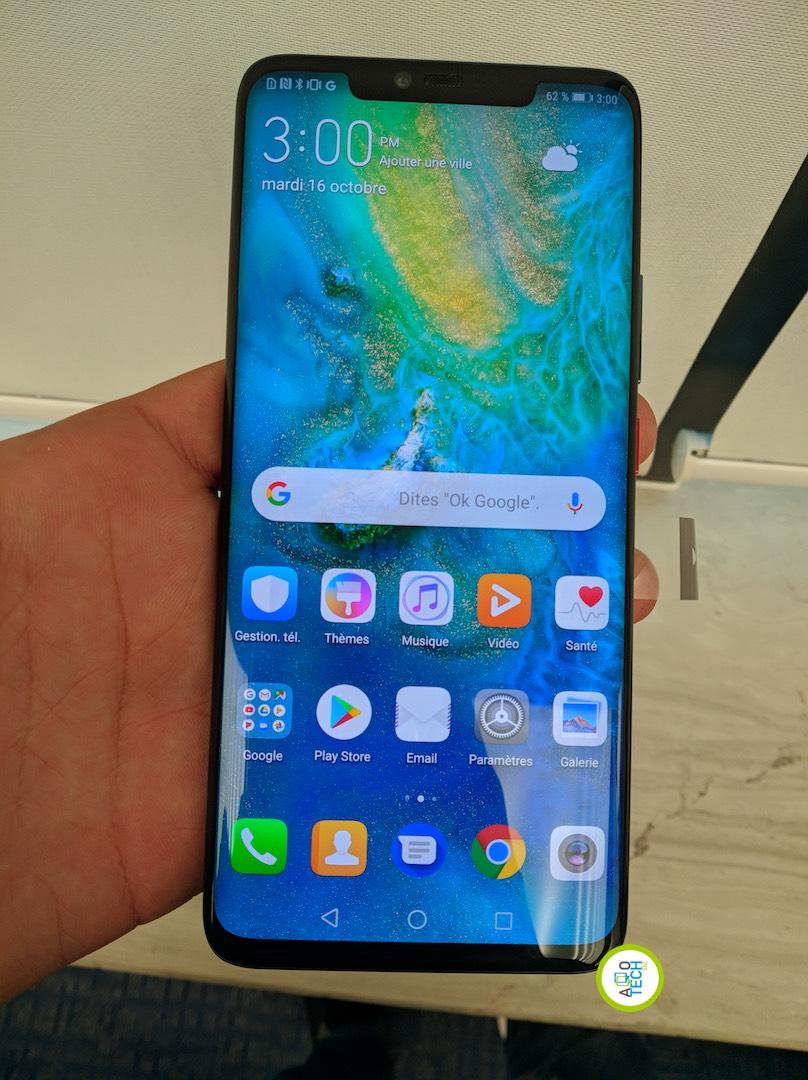 Huawei mate 20 pro allo