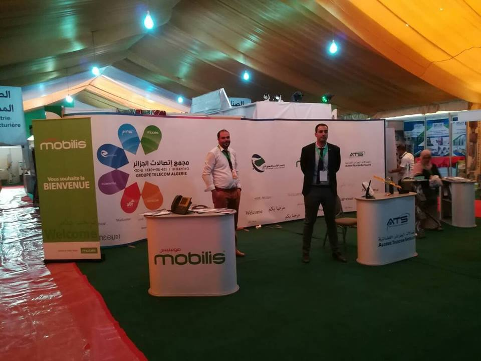 mobilis algerie telecom