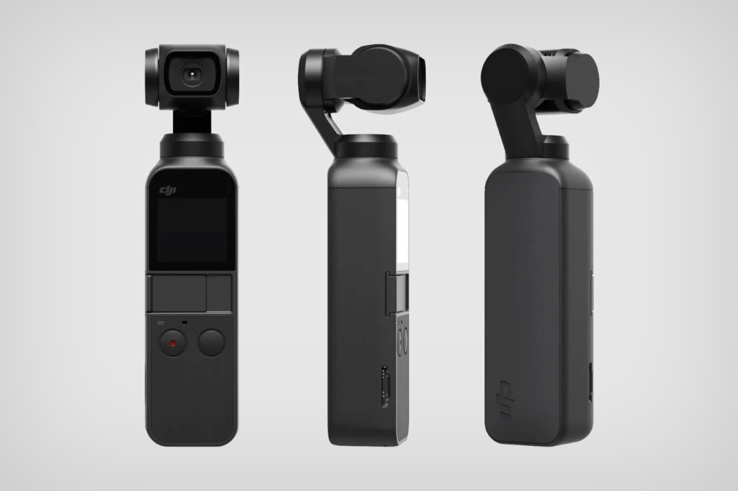 dji osmo pocket-