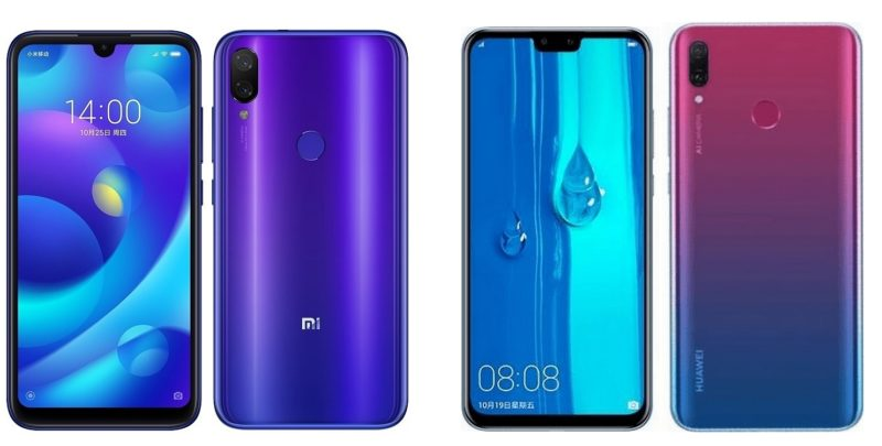 comparaison-xiaomi-mi-play-vs-huawei