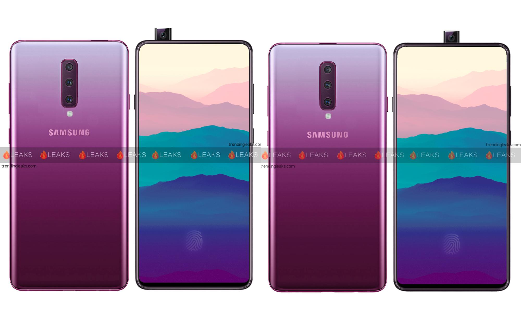 concept Samsung Galaxy A90