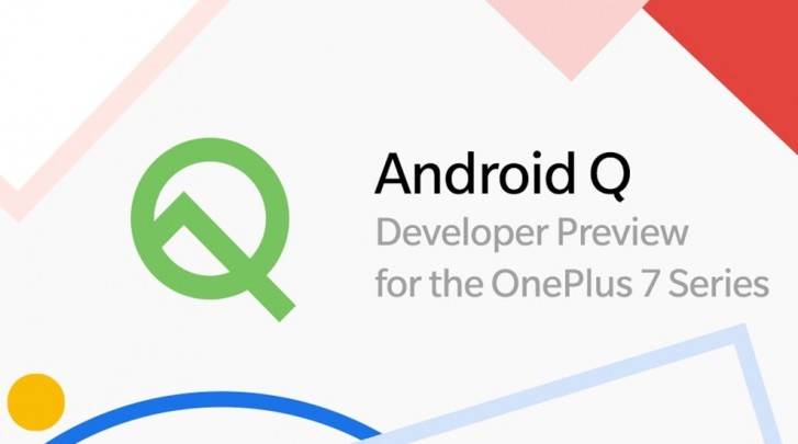 oneplus 7 android q beta