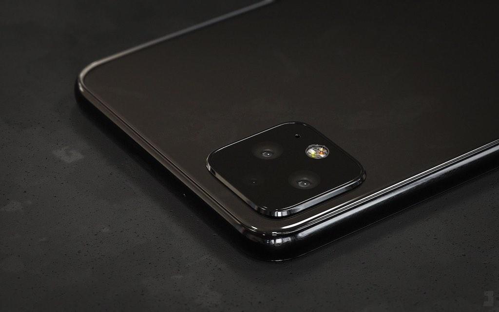 Google Pixel 4 et Pixel 4 XL avec des écrans 90Hz, fuite des détails de la caméra arrière
