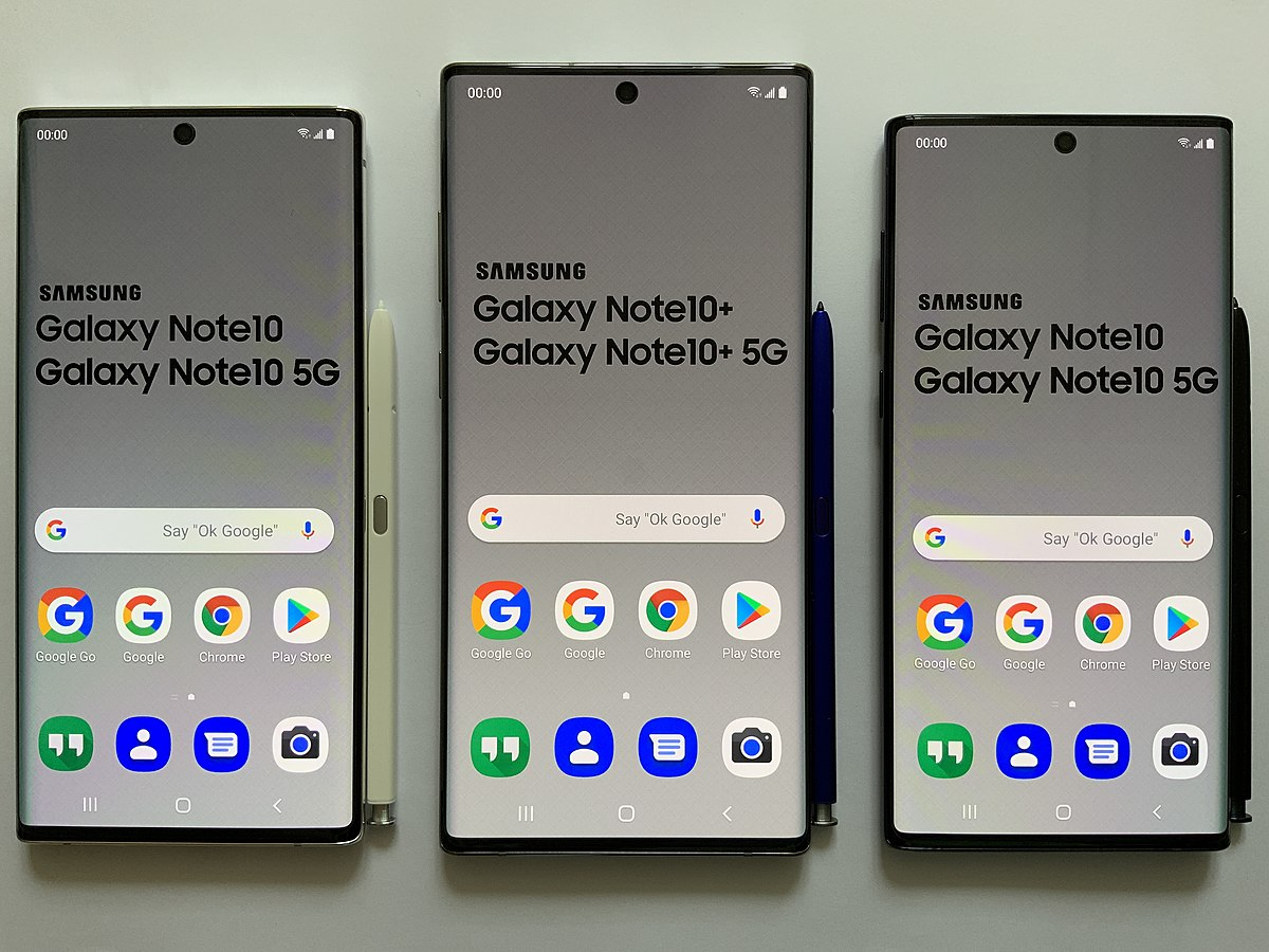 Samsung Galaxy Note10 obtient Android 10-based One UI 2.0 beta aux États-Unis