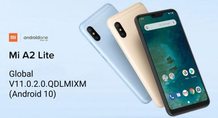 Le Xiaomi Mi A2 Lite commence à recevoir Android 10