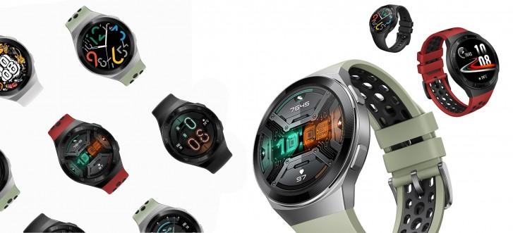 Lancement de la Huawei Watch GT 2e en Inde, précommandes à partir du 15 mai