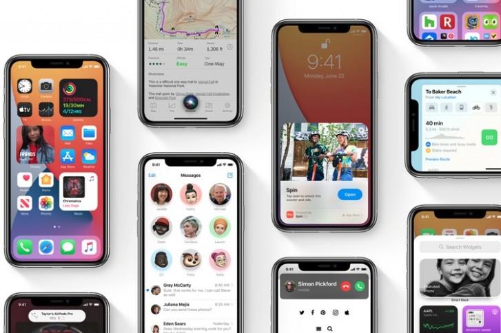 Coup de coeur : iOS 14