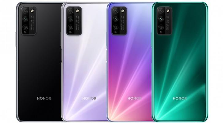 Honor 30 Lite dévoilé avec un écran 90Hz, appareil photo 48MP