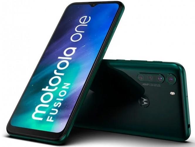 Motorola One Fusion : Snapdragon 710 SoC, appareil photo quadruple 48MP