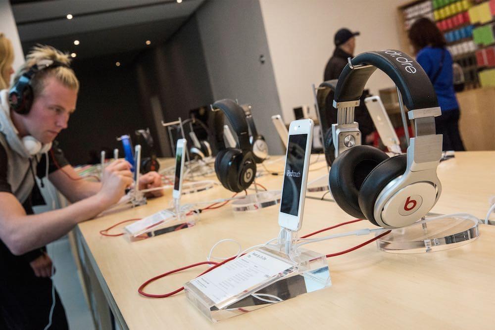 Apple arrête de vendre les produits Bose Logitech et Sono