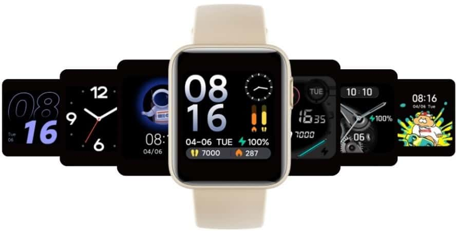 Mi Watch Lite fiche technique et prix