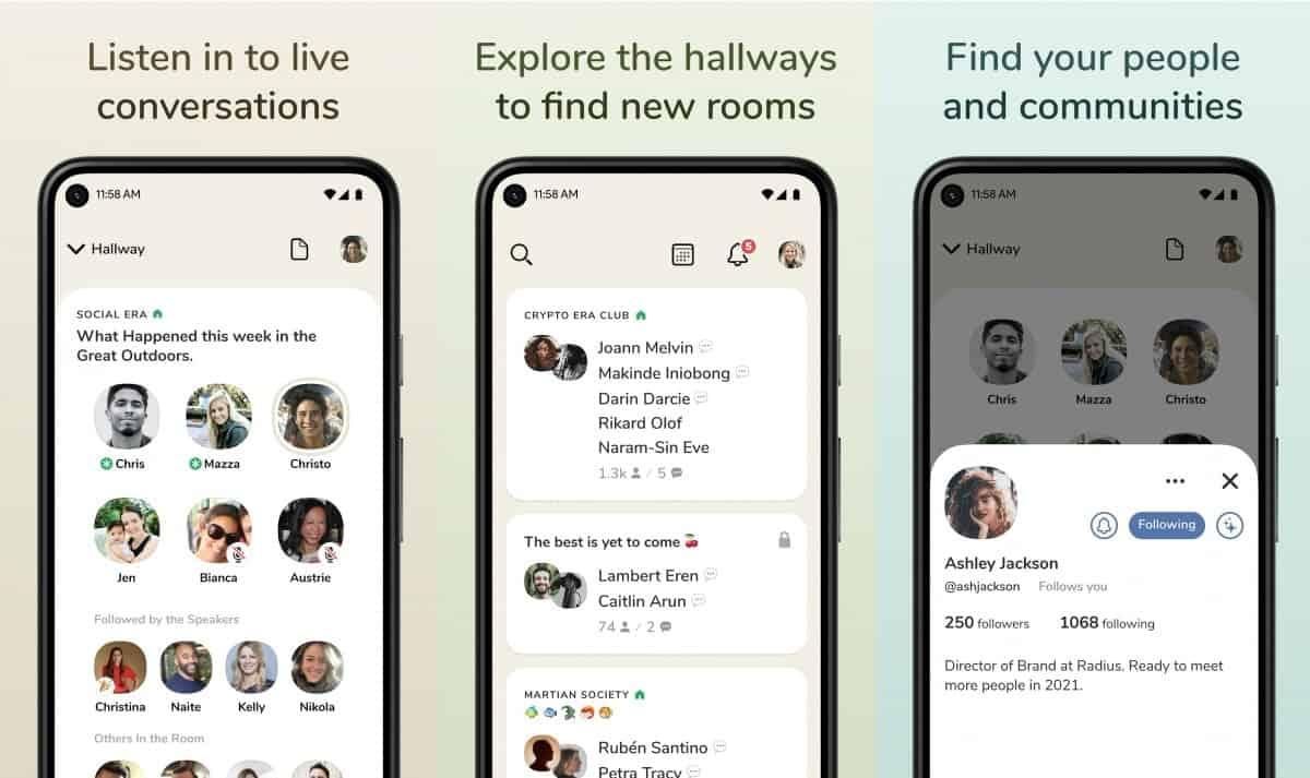 Clubhouse est désormais disponible dans le monde entier sur Android