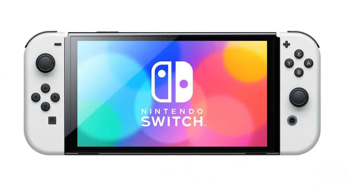 Nintendo annonce une mise à jour de la Switch avec un écran OLED