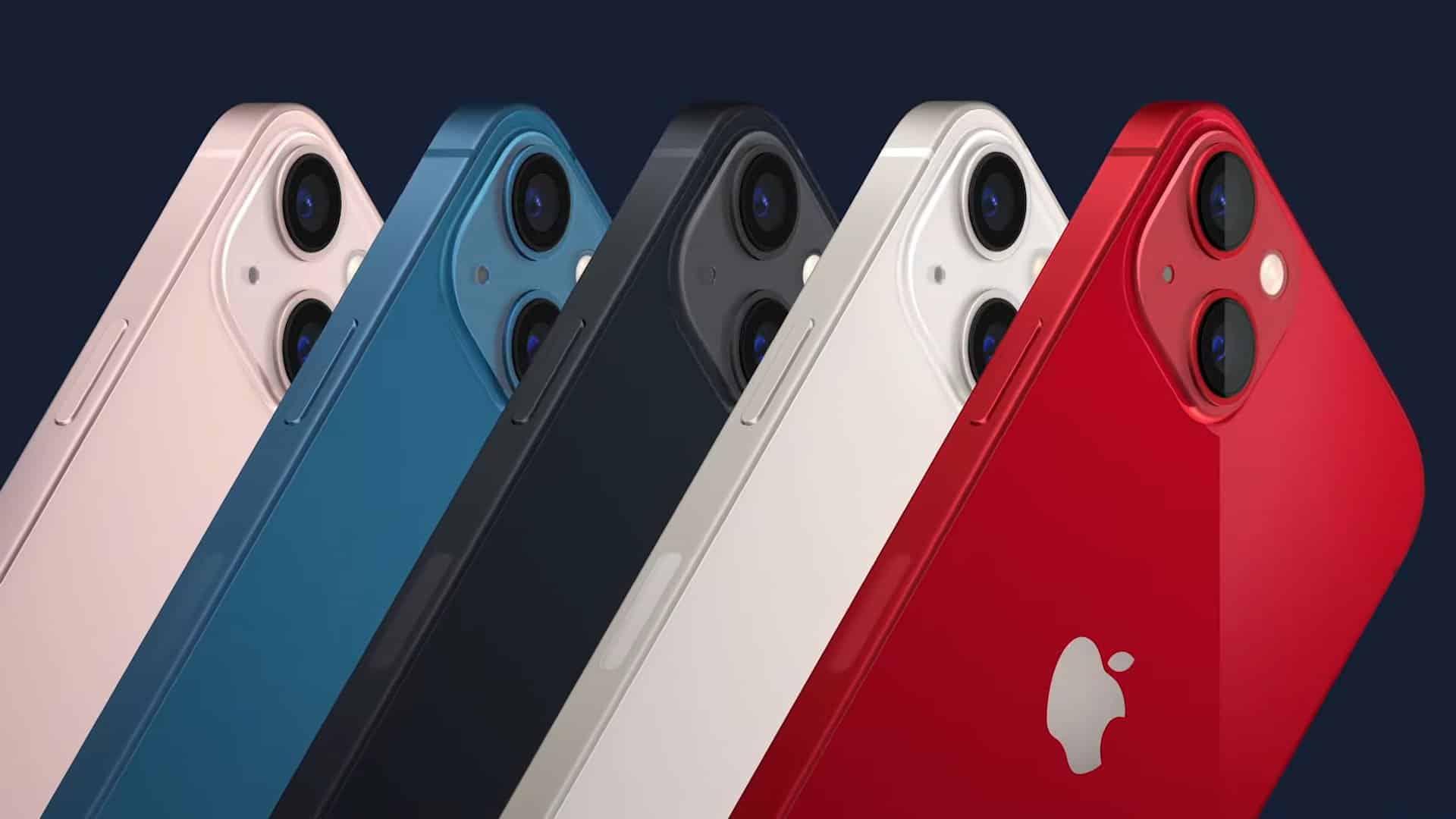 Quelle est la différence entre l'iPhone 13 et l'iPhone 12 ?