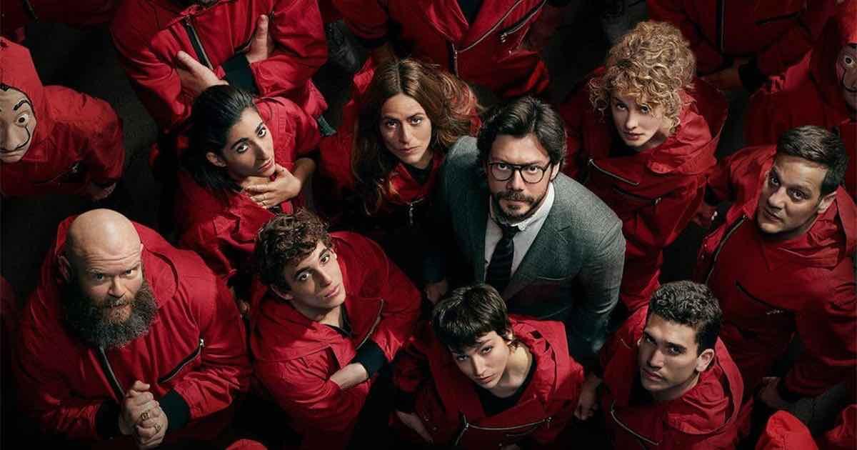 "Netflix cherche le fan ""absolu"" de la Casa de Papel"